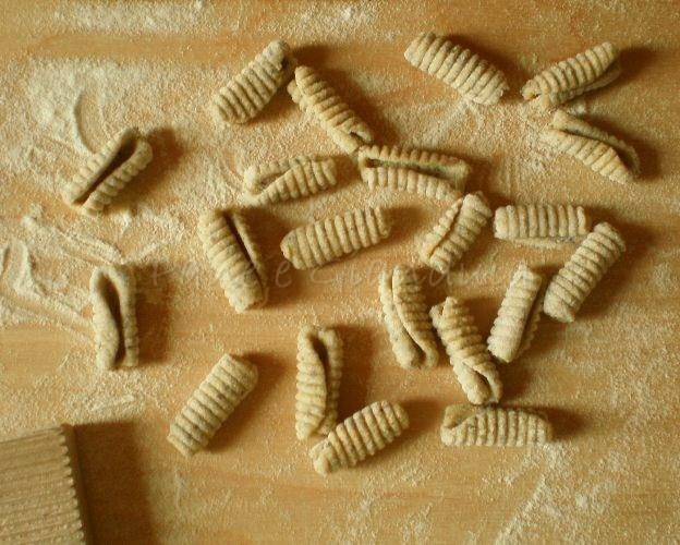 formatura gnocchi grano saraceno