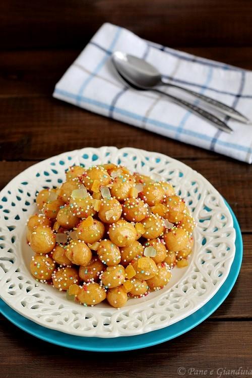 Struffoli napoletani ricetta