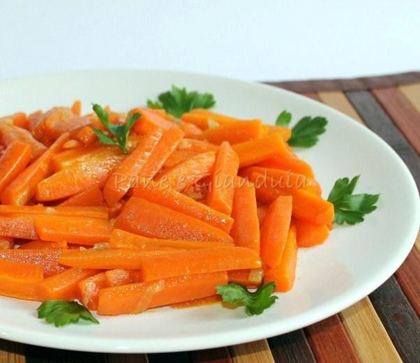 carote in padella al burro