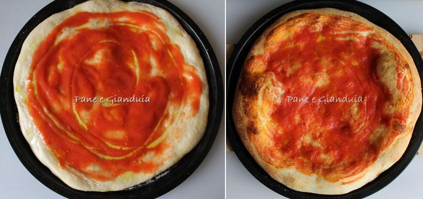 Pizza cotta