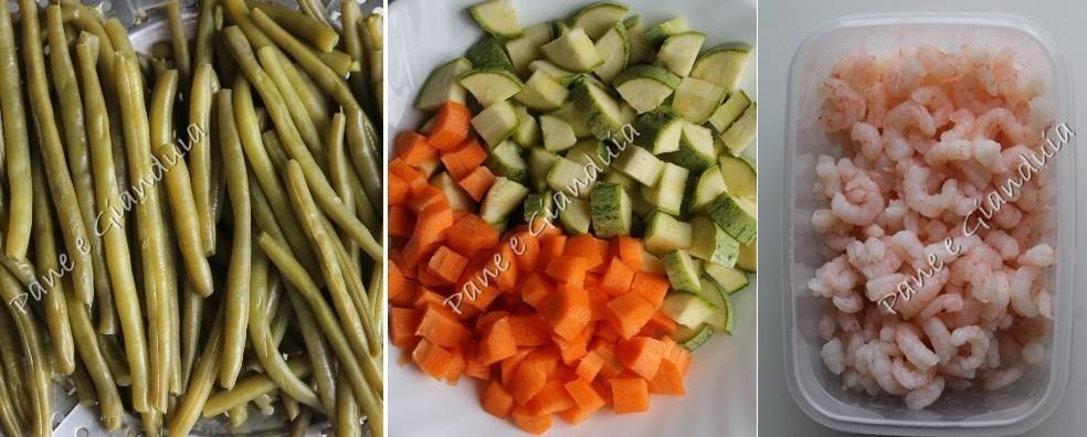 Ingredienti cous cous