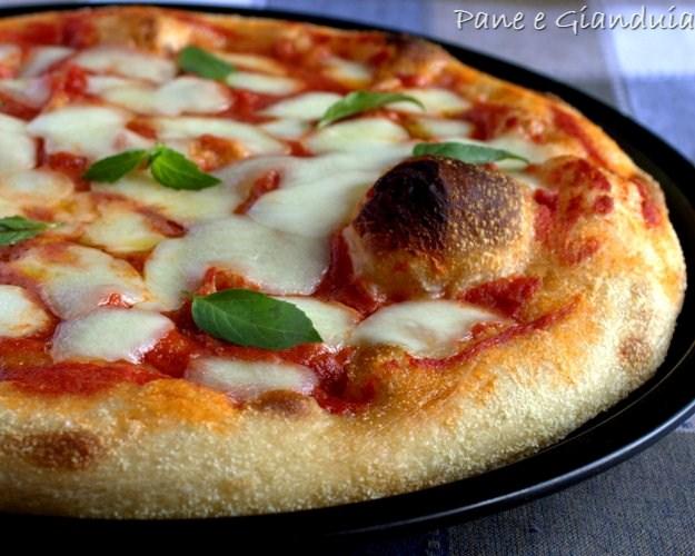 pizza in teglia, versione semplificata