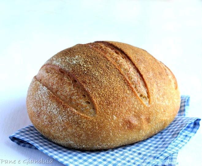 Pane di grano duro Senatore Cappelli