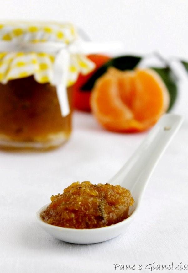 Marmellata di lime e clementine