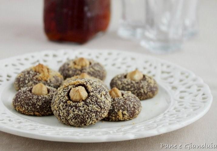 Nocciolini al cacao