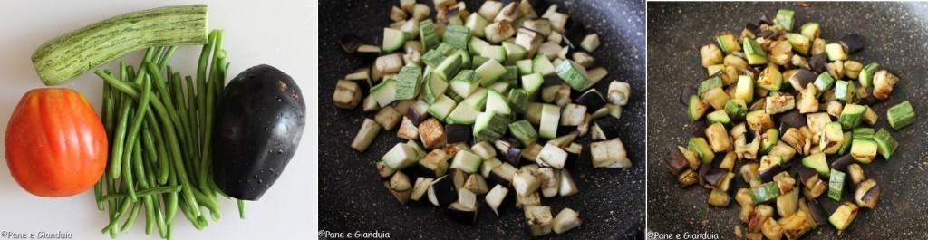 ingredienti insalata di pasta