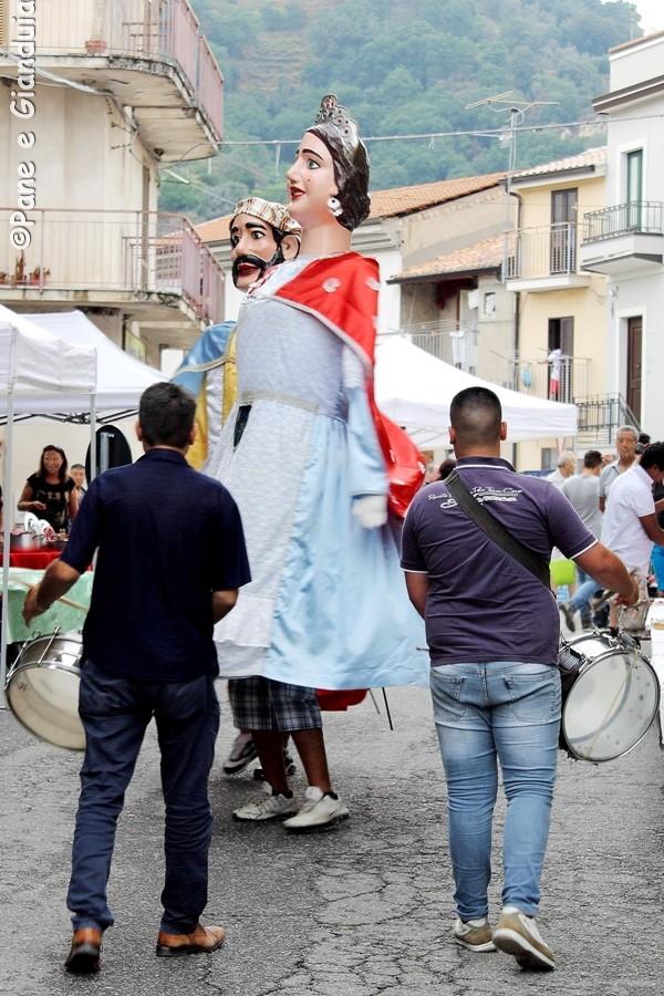 Sagra di Mammola - Ballo dei giganti