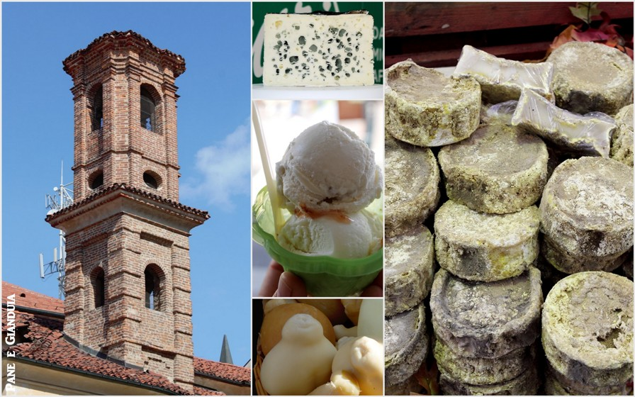 Cheese 2015 tra gelato al Bra dop e Casu marzu