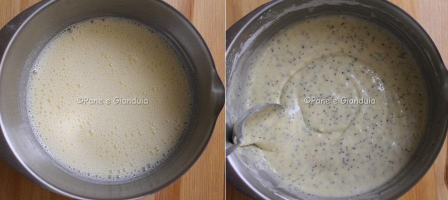 impasto muffin kefir