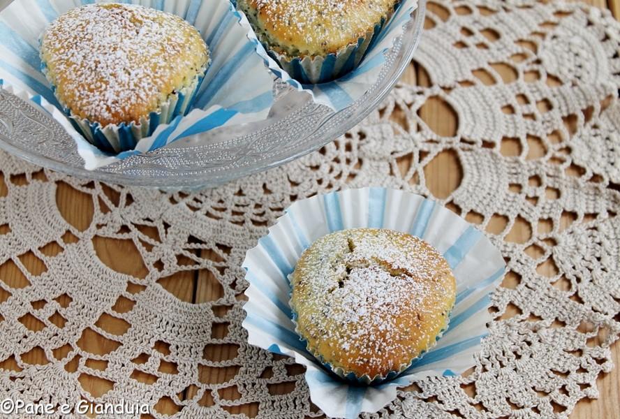Muffin al kefir
