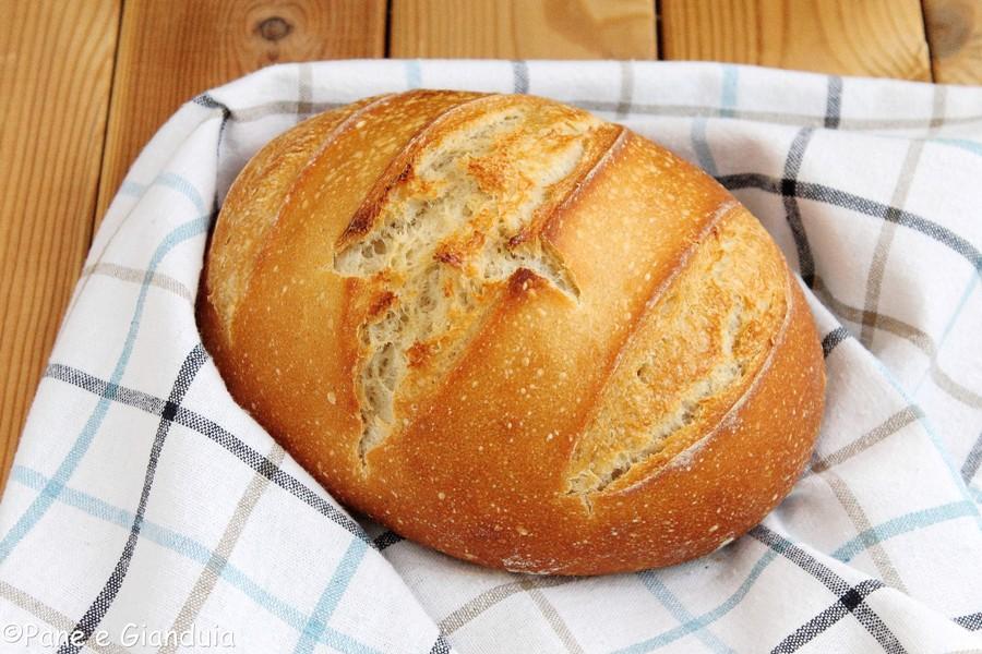 Pane di grano tenero e segale