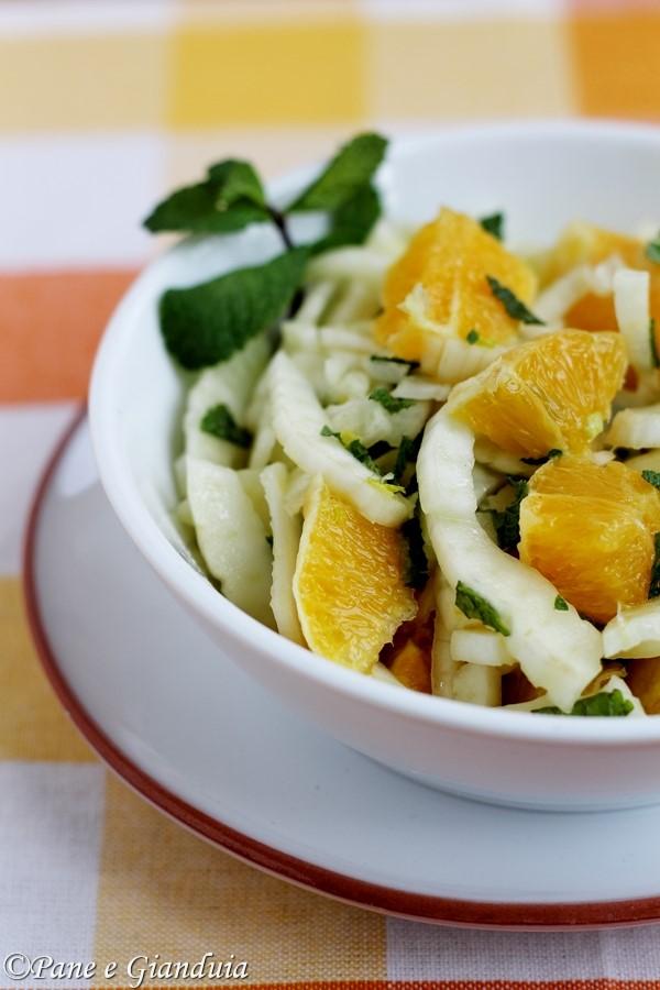 Arance in insalata