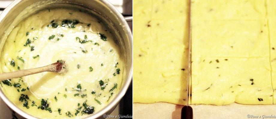 come cuocere la polenta, polenta sarda, polenta con soffritto, ricette polenta