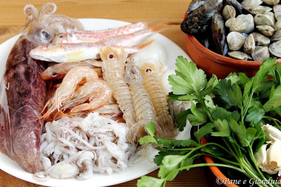 Zuppa sarda di pesce