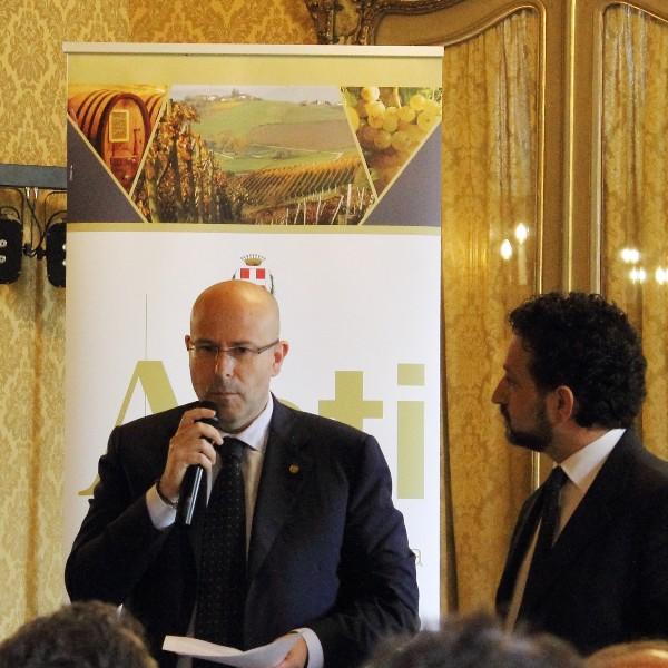 Andrea Cerrato presenta Vinissage 2016