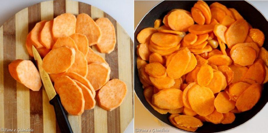 Ricette patate dolci americane