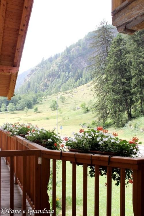 Balcone fiorito dresalwoald