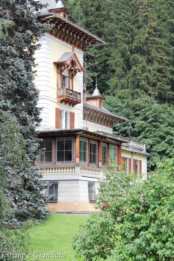 Villa margherita - Gressoney Saint Jean