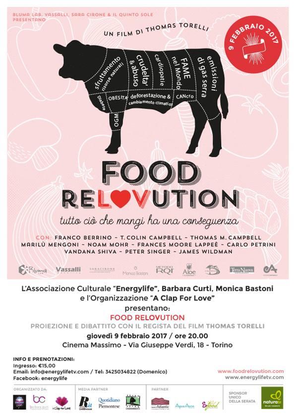 FoodReLOVution, rivoluzione e connessione .