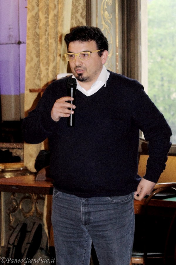 Emanuele Cotti Vinissage