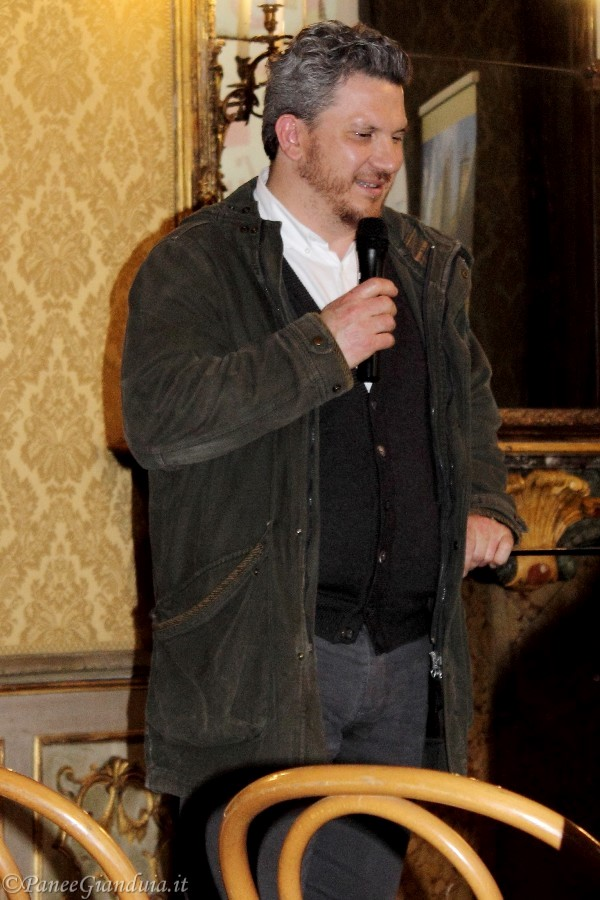 Pier Ottavio Daniele Vinissage 2017
