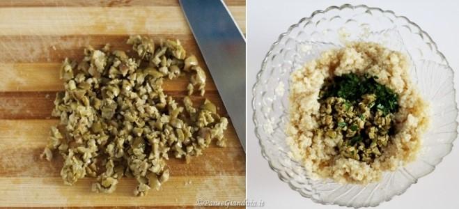 Ricetta Peperoni ripieni con quinoa e olive