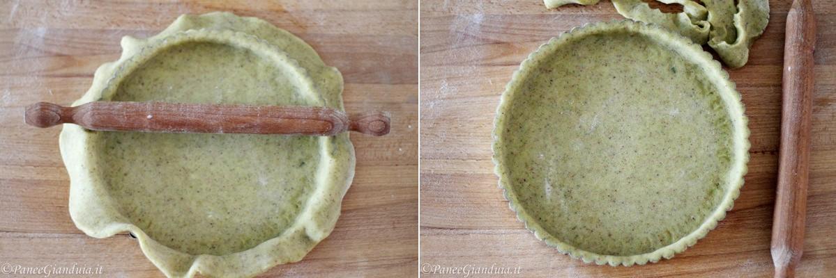Pasta frolla al pistacchio dosi e ricetta