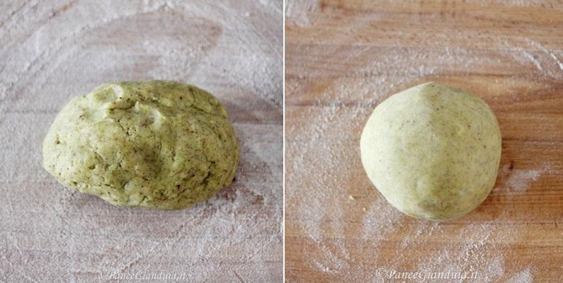Pasta frolla al pistacchio dosi
