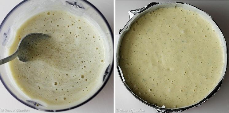 Ricetta Torta con banane