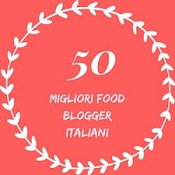 50 migliori foodblog