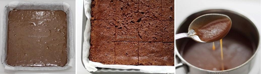 Brownies alle mandorle e nocciole