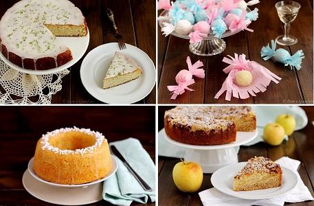 Torte, ciambelle e dolcetti