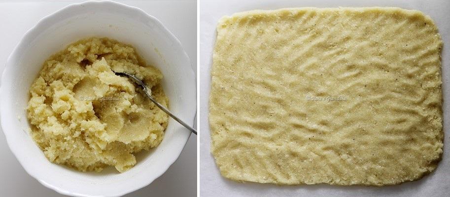 come fare il rotolo di patate