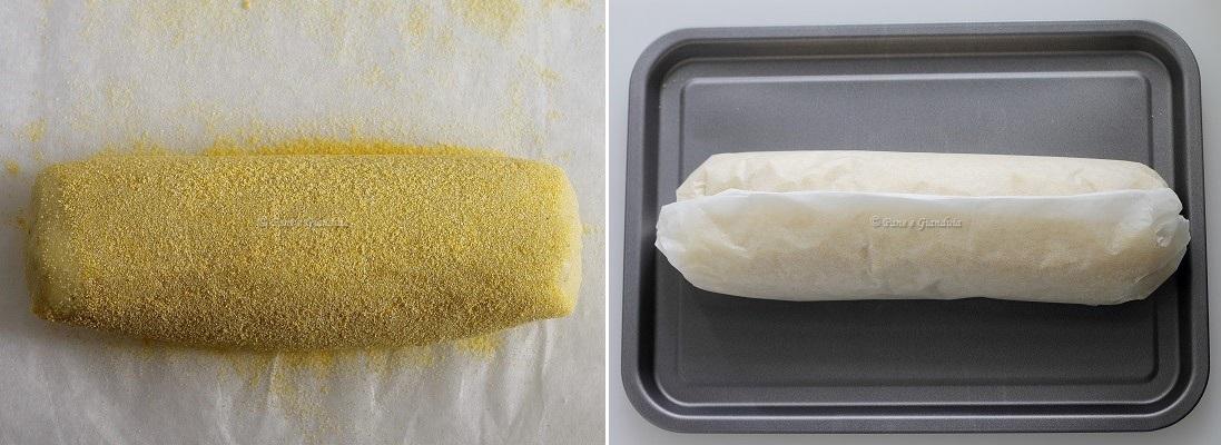 rotolo di patate prosciutto e toma