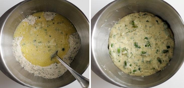 Ricetta Muffin salati con asparagi