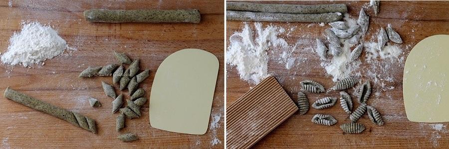 Ricetta pasta fresca con farina di canapa