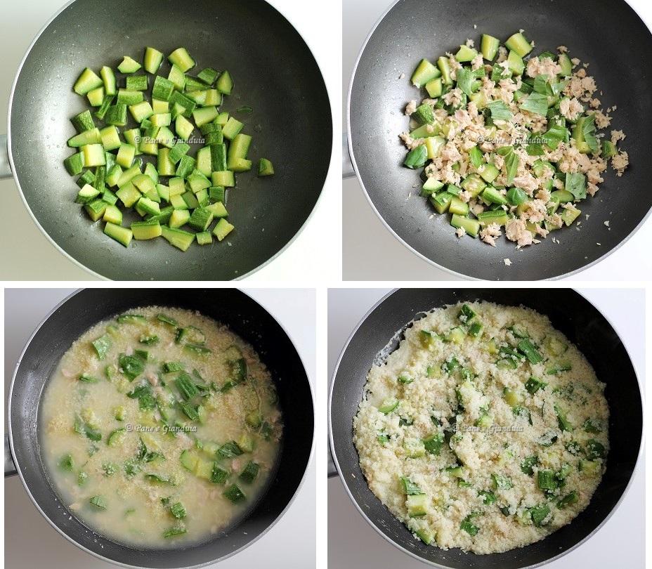 ricette cous cous con zucchine
