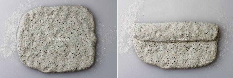 Ricetta Pane integrale con semi di chia e pasta madre