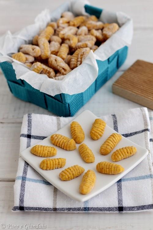 Gnocchi con carote e farina integrale