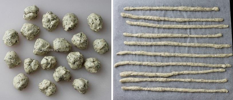Ricetta Grissini con semi di chia