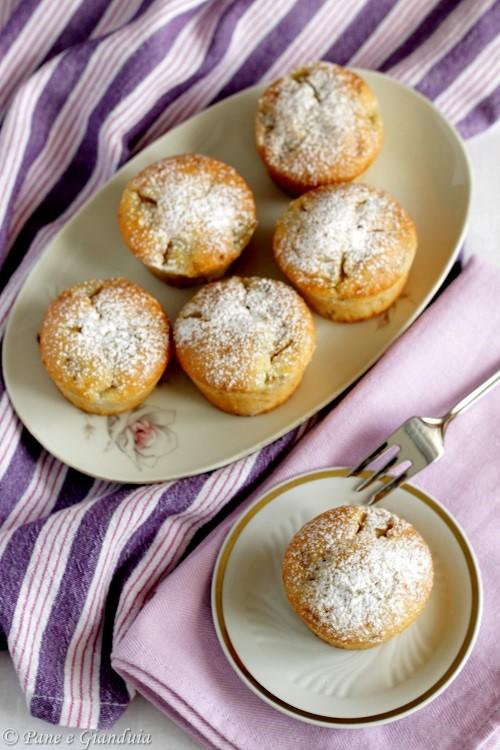 Muffin alla banana ricetta