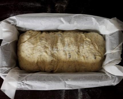 Pane di grano duro e semi misti