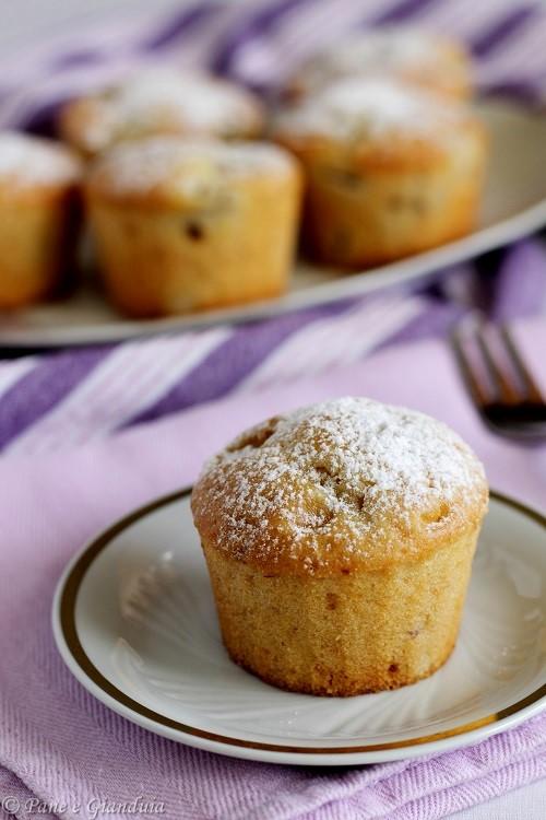 Ricetta Muffin alla banana