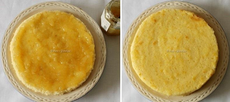 Ricetta Torta al limone con pistacchi