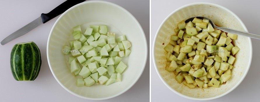 ricetta Insalata di caroselli
