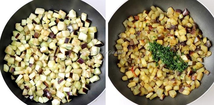 ricetta Orecchiette con melanzane trifolate e bottarga