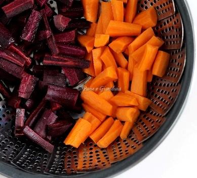 Ricetta Insalata di carote e pere coscia
