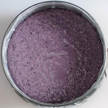 ricetta Torta di carote viola