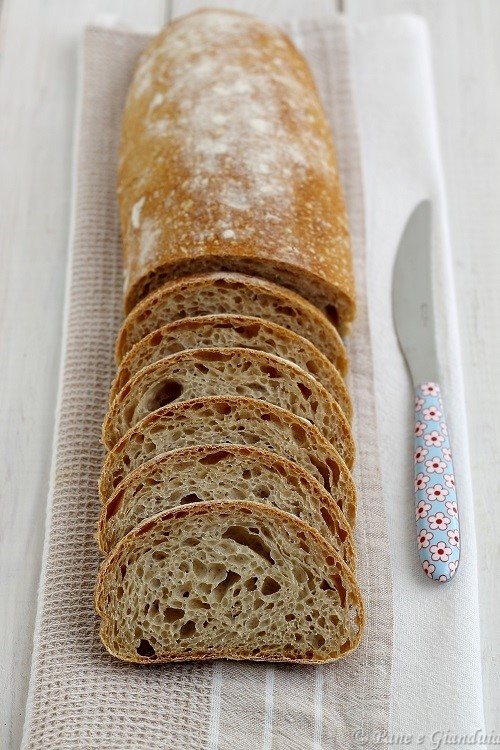 Pane con farina 2 Antiqua