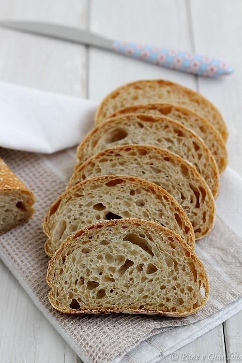 Pane con farina Antiqua 2